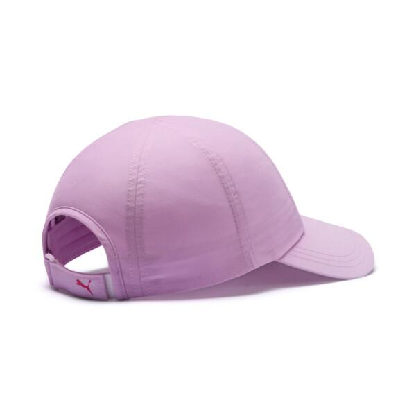 Style Women's Woven Cap, Lilac Sachet, large