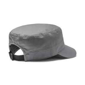 Thumbnail 2 of PUMA Military Cap, Charcoal Gray, medium