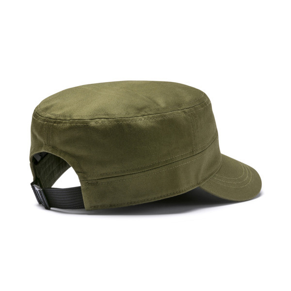 Casquette Military, Burnt Olive, large