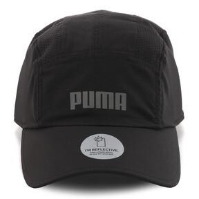 Thumbnail 4 of パフォーマンス ランニング キャップ, Puma Black, medium-JPN