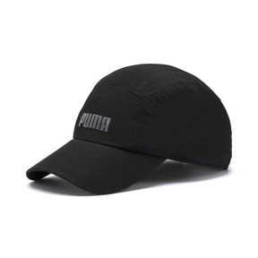 Thumbnail 1 of Performance Running Cap, Puma Black, medium