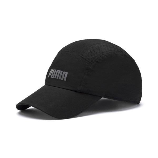 Performance Running Cap, Puma Black, large