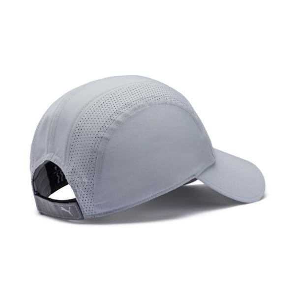 Performance running cap, Quarry, large
