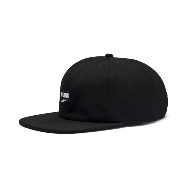 Casquette Archive Downtown Flatbrim, Puma Black, large