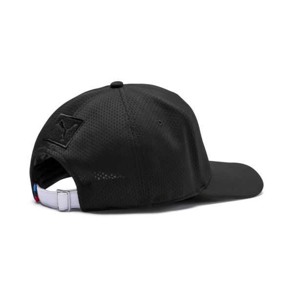 BMW Motorsport Cap, Puma Black, large