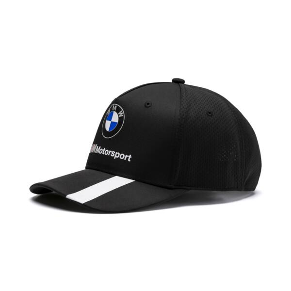 Gorra BMW Motorsport, Puma Black, grande
