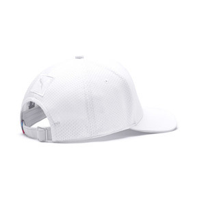 Thumbnail 2 of BMW M Motorsport Basbeball Cap, Puma White, medium