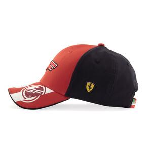Thumbnail 3 of フェラーリ ファンウェア スピードキャット キャップ, Rosso Corsa, medium-JPN