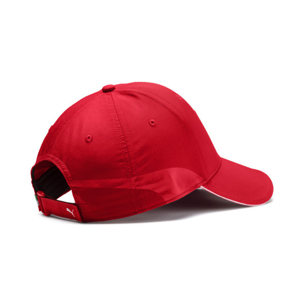 Ferrari Fanwear Baseball Cap, Rosso Corsa, large