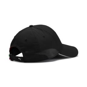 Thumbnail 2 of Scuderia Ferrari Fanwear Baseball Cap, Puma Black, medium