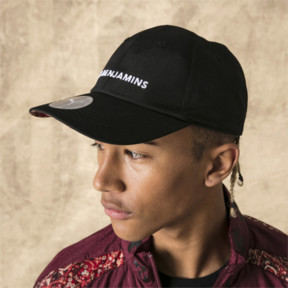 Thumbnail 3 of PUMA x LES BENJAMINS Cap, Puma Black, medium