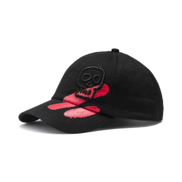 PUMA x BRADLEY THEODORE CAP, Puma Black, large-JPN