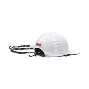 Thumbnail 9 of PUMA x ADER ERROR REVERSIBLE CAP, Puma White-Peacoat(inside), medium-JPN