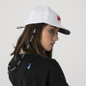 Thumbnail 6 of PUMA x ADER ERROR REVERSIBLE CAP, Puma White-Peacoat(inside), medium-JPN