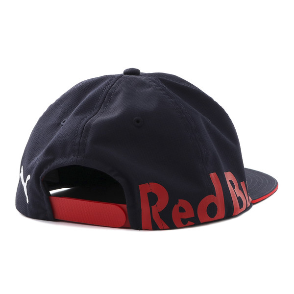 RED BULL RACING ライフスタイル フラットブリム キャップ, NIGHT SKY, large-JPN