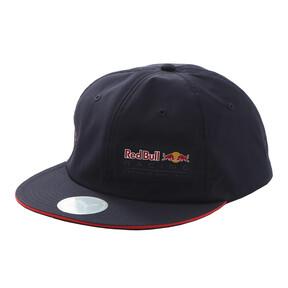RED BULL RACING ライフスタイル フラットブリム キャップ