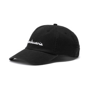Thumbnail 1 of PUMA x SANKUANZ Baseball Cap, Puma Black, medium