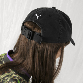 Thumbnail 4 of PUMA x SANKUANZ Baseball Cap, Puma Black, medium