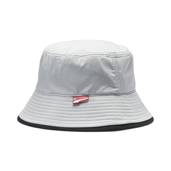 PUMA x ADER ERROR Bucket Hat, Glacier Gray, large