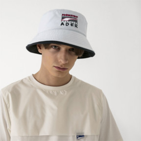 Thumbnail 3 of PUMA x ADER ERROR Bucket Hat, Glacier Gray, medium