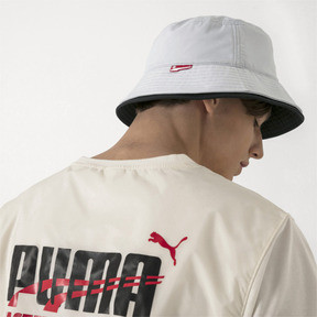 Thumbnail 4 of PUMA x ADER ERROR Bucket Hat, Glacier Gray, medium