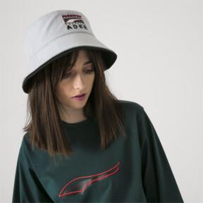 Thumbnail 5 of PUMA x ADER ERROR Bucket Hat, Glacier Gray, medium