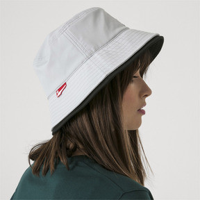 Thumbnail 6 of PUMA x ADER ERROR Bucket Hat, Glacier Gray, medium
