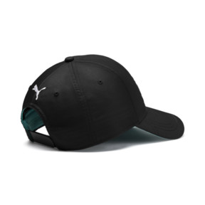 Thumbnail 2 of Mercedes AMG Petronas Motorsport Baseball Cap, Puma Black, medium