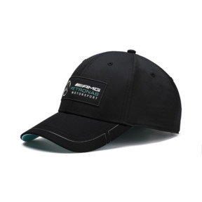 Thumbnail 1 of Mercedes AMG Petronas Motorsport Baseball Cap, Puma Black, medium