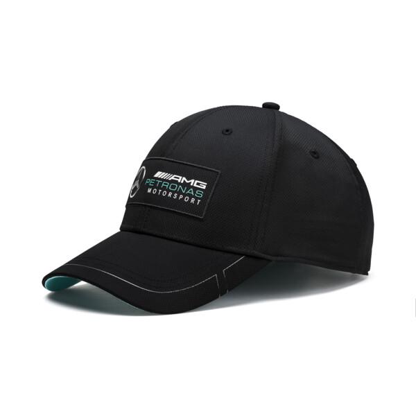 Gorra de béisbol Mercedes AMG Petronas Motorsport, Puma Black, grande