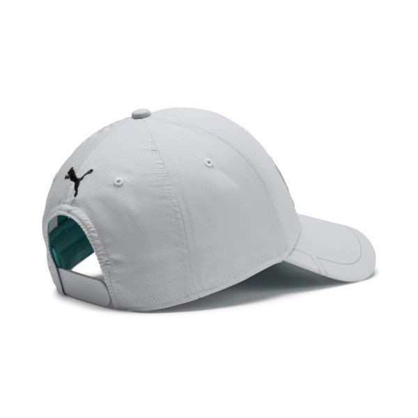 Mercedes AMG Petronas Motorsport Baseball Cap, Mercedes Team Silver, large