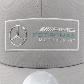 Thumbnail 6 of MERCEDES AMG PETRONAS MOTORSPORT ベースボール キャップ, Mercedes Team Silver, medium-JPN