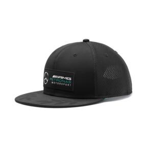 Thumbnail 1 of MERCEDES AMG PETRONAS Baseball Cap, Puma Black, medium