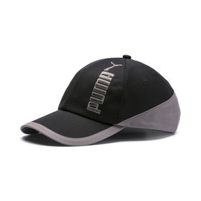 Thumbnail 1 of Casquette Premium Archive, Puma Black-Charcoal Gray, medium
