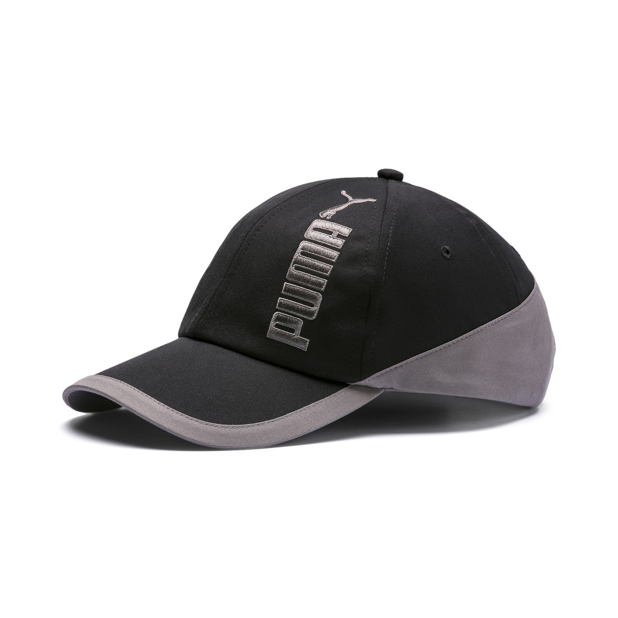 【プーマ公式通販】 プーマ プレミアム アーカイブ BB キャップ ユニセックス Puma Black-Charcoal Gray |PUMA.com