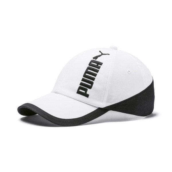 Premium Archive Cap, Puma White-Puma Black, large