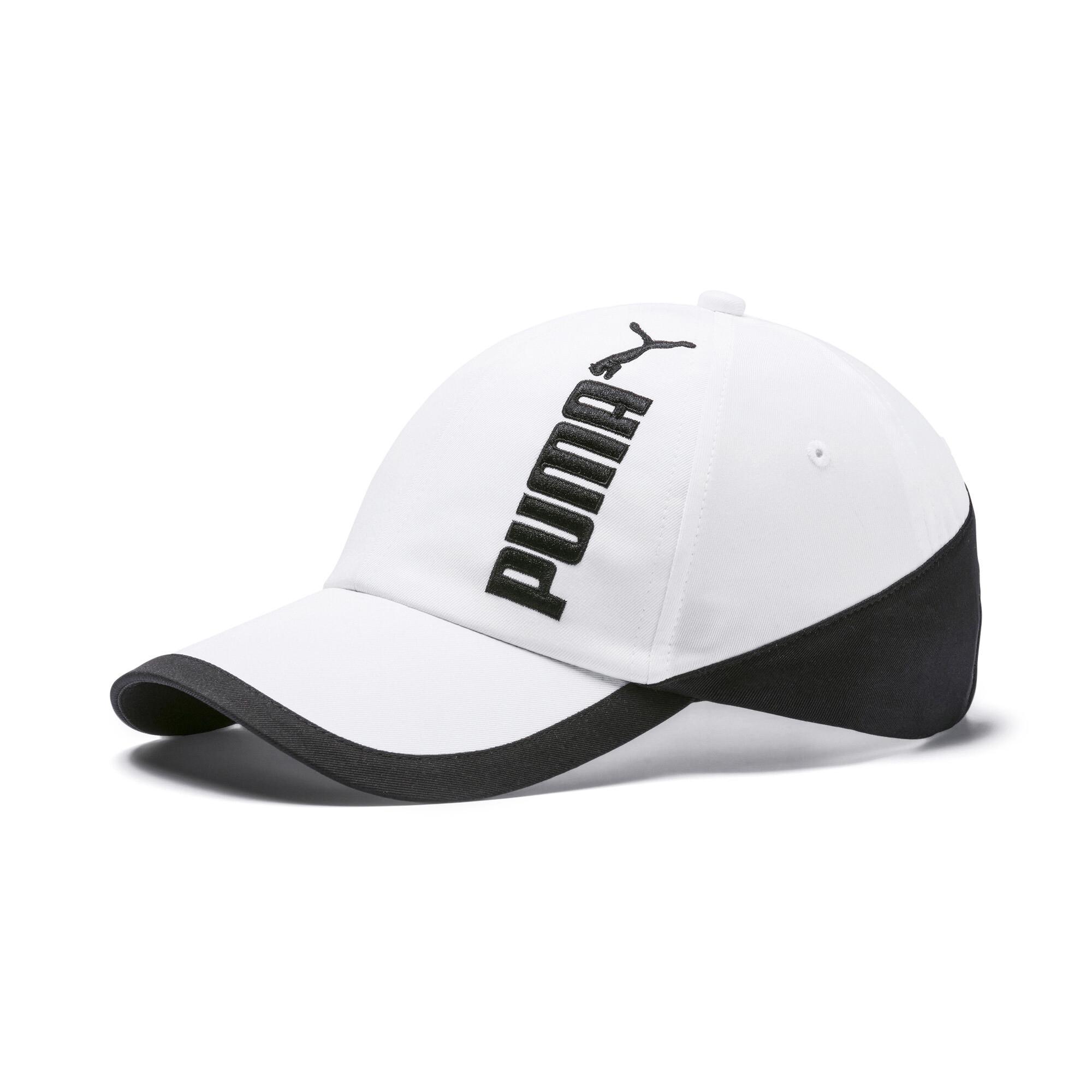 【プーマ公式通販】 プーマ プレミアム アーカイブ BB キャップ ユニセックス Puma White-Puma Black |PUMA.com