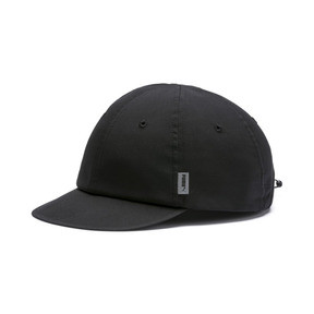 Thumbnail 3 of Epoch Low Curve Cap, Puma Black-Puma White, medium