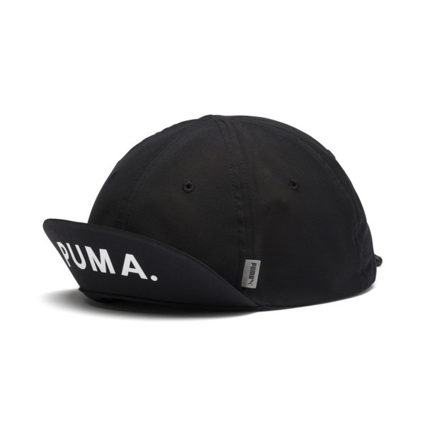 Epoch Low Curve Cap, Puma Black-Puma White, large