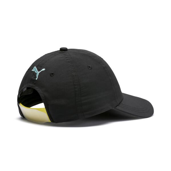 Women's Trailblazer Cap, Puma Black-Lilac Sachet, large