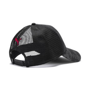 Thumbnail 2 of Basketball Cap, Puma Black-AOP, medium