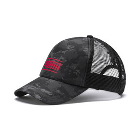 Thumbnail 1 of Basketball Cap, Puma Black-AOP, medium