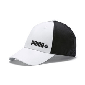Thumbnail 1 of Dot Mesh Stretch Fit Cap, Bright White, medium