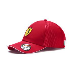 Thumbnail 1 of Ferrari Replica Vettel Baseball Cap, Rosso Corsa, medium