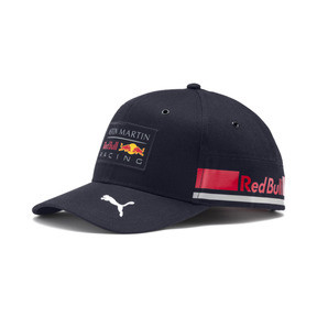 Thumbnail 1 of Red Bull Racing Replica Team Cap, NIGHT SKY-Chinese Red, medium