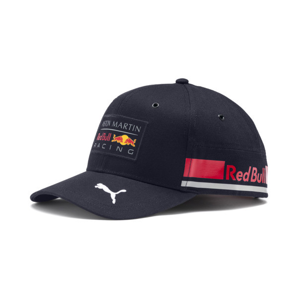 Red Bull Racing Replica Team Cap, NIGHT SKY-Chinese Red, large
