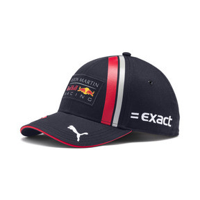 Thumbnail 1 of Red Bull Racing Replica Verstappen Baseball Cap, NIGHT SKY-Chinese Red, medium