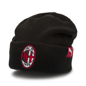 Thumbnail 1 of Bonnet AC Milan Bronx, Puma Black-Tango Red, medium