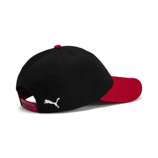 AC Milan Training Cap, Puma Black-Tango Red, large