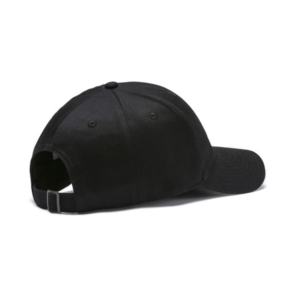 Gorra de béisbol con logo Archive, Puma Black, grande